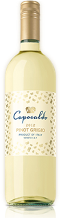 Caposaldo Pinot Grigio 2015 750ml - Case of 12